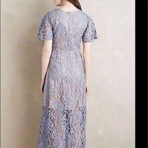9145d027e6277 Anthropologie Dresses - Anthropologie Genevieve Lace Dress
